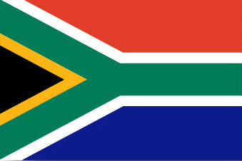 Flag Southern Africa